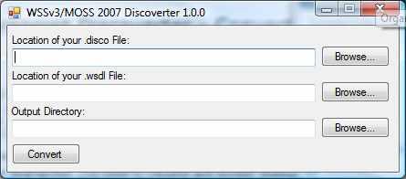 Discoverter